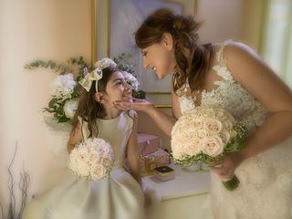 Le nozze di Italia e Amodio 1