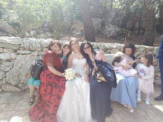 Le nozze di Anna Daniela  e Mino 1