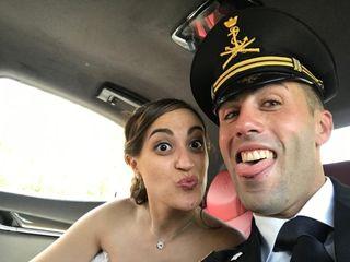 Le nozze di Anna Daniela  e Mino