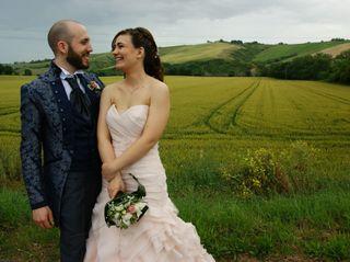 Le nozze di Roberto e Arianna
