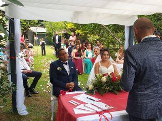 Le nozze di Angel  e Eda  1