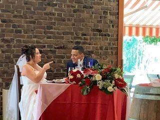 Le nozze di Angel  e Eda  3