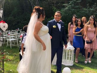 Le nozze di Angel  e Eda