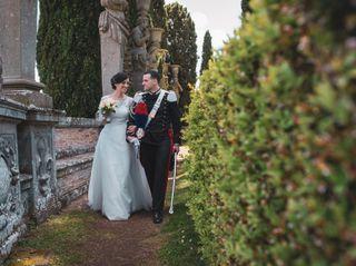 Le nozze di Maria Teresa e Gabriele