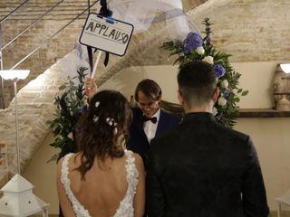 Le nozze di Mattia e Michela 2