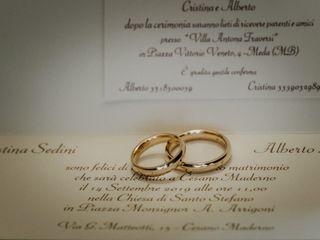 Le nozze di Cristina e Alberto 1