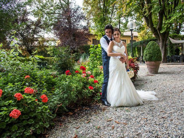 le nozze di Anna e Maurizio