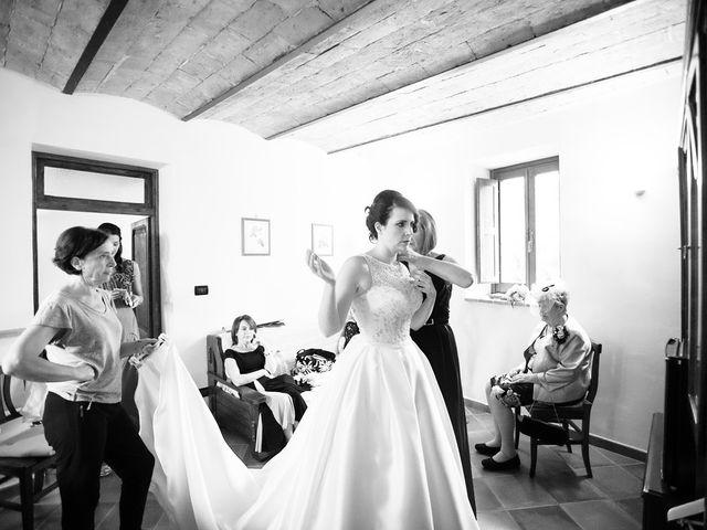 Il matrimonio di Paolo e Simona a Gallese, Viterbo 13