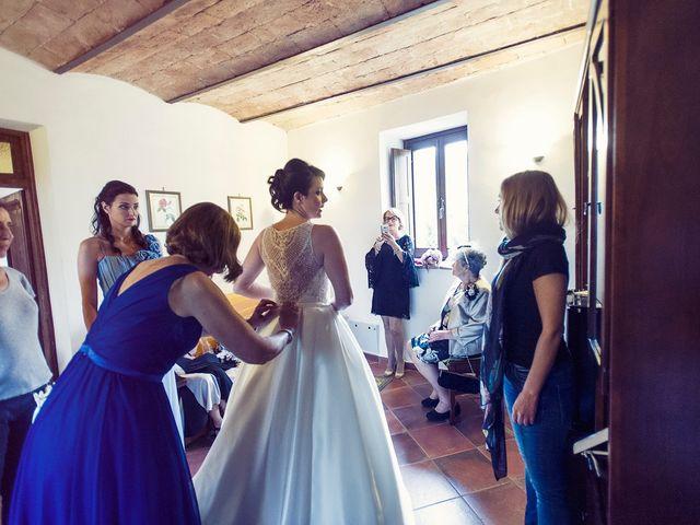 Il matrimonio di Paolo e Simona a Gallese, Viterbo 15