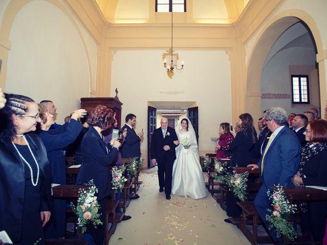 Il matrimonio di Paolo e Simona a Gallese, Viterbo 16