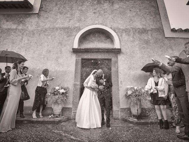 Il matrimonio di Paolo e Simona a Gallese, Viterbo 1