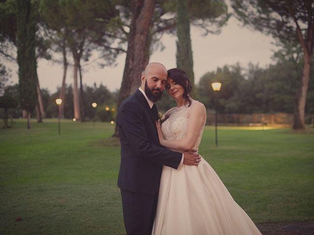 Il matrimonio di Paolo e Simona a Gallese, Viterbo 2