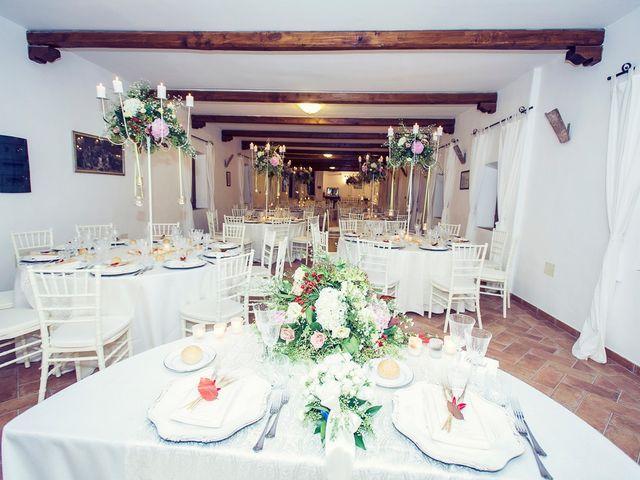 Il matrimonio di Paolo e Simona a Gallese, Viterbo 22