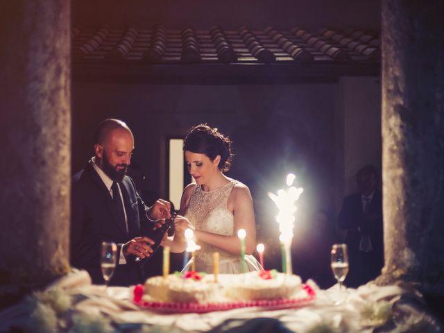 Il matrimonio di Paolo e Simona a Gallese, Viterbo 31