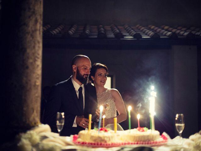 Il matrimonio di Paolo e Simona a Gallese, Viterbo 32