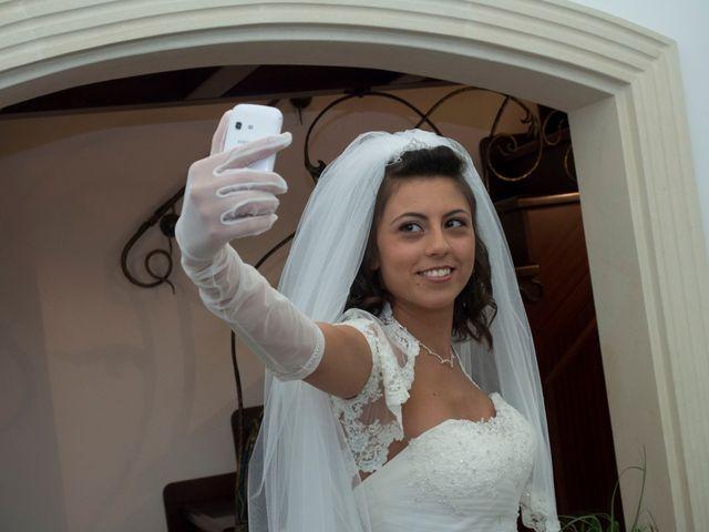 Il matrimonio di Fabio e Valentina a Sannicola, Lecce 18