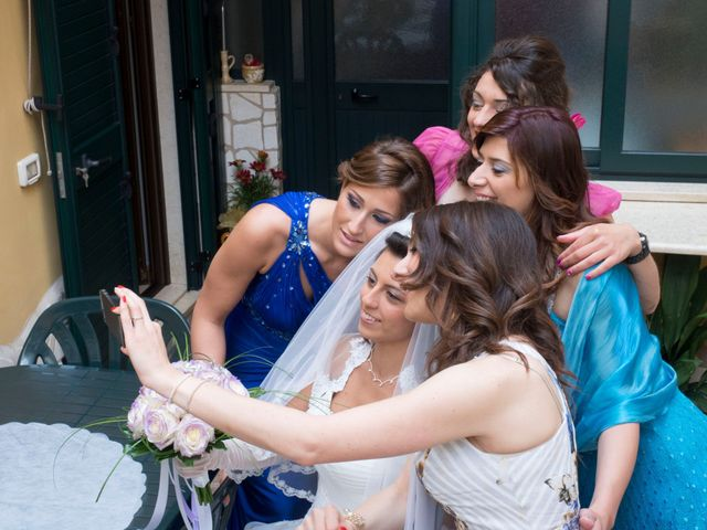 Il matrimonio di Fabio e Valentina a Sannicola, Lecce 19