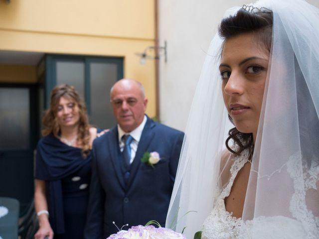 Il matrimonio di Fabio e Valentina a Sannicola, Lecce 20