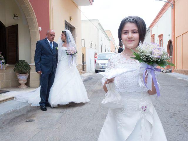 Il matrimonio di Fabio e Valentina a Sannicola, Lecce 24