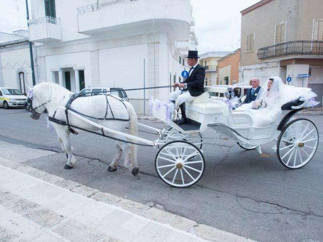 Il matrimonio di Fabio e Valentina a Sannicola, Lecce 26