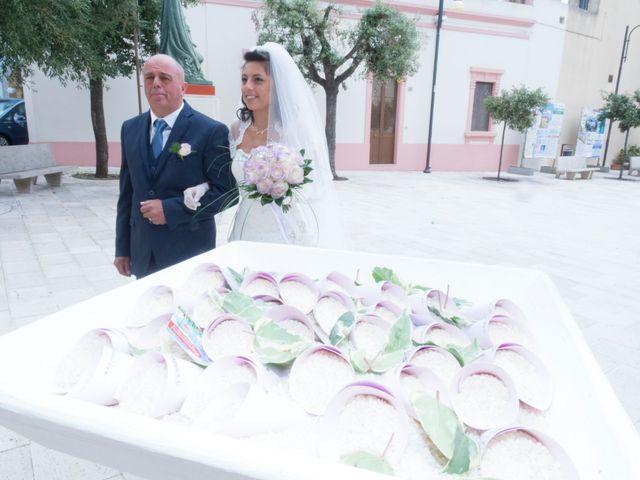 Il matrimonio di Fabio e Valentina a Sannicola, Lecce 27