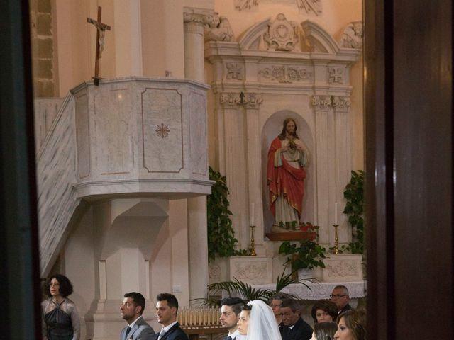 Il matrimonio di Fabio e Valentina a Sannicola, Lecce 30