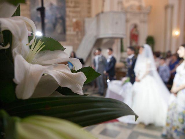 Il matrimonio di Fabio e Valentina a Sannicola, Lecce 31