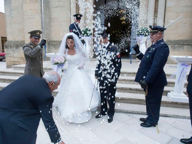Il matrimonio di Fabio e Valentina a Sannicola, Lecce 37