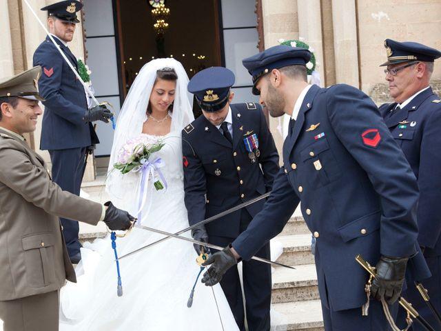 Il matrimonio di Fabio e Valentina a Sannicola, Lecce 40