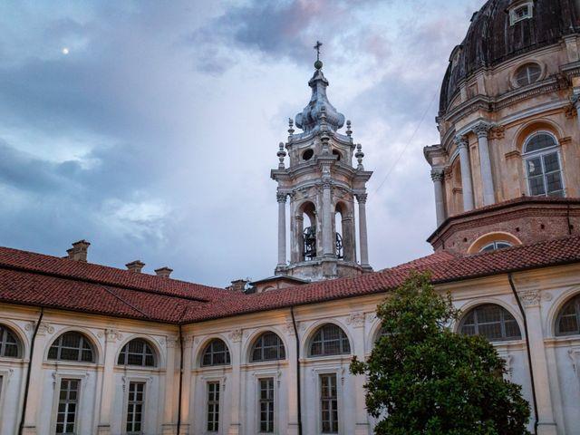 Il matrimonio di Marco e Barbara a Pecetto Torinese, Torino 37