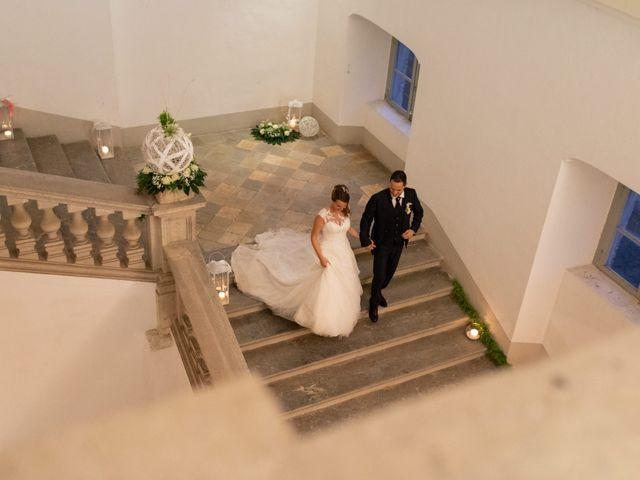Il matrimonio di Marco e Barbara a Pecetto Torinese, Torino 38