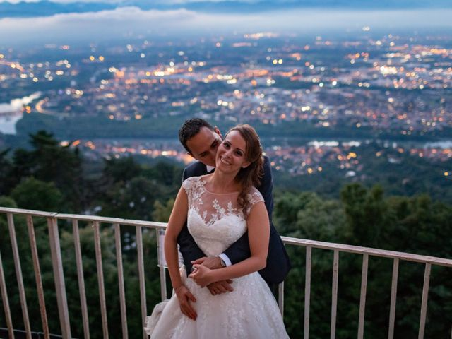 Il matrimonio di Marco e Barbara a Pecetto Torinese, Torino 39