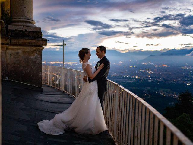 Il matrimonio di Marco e Barbara a Pecetto Torinese, Torino 40