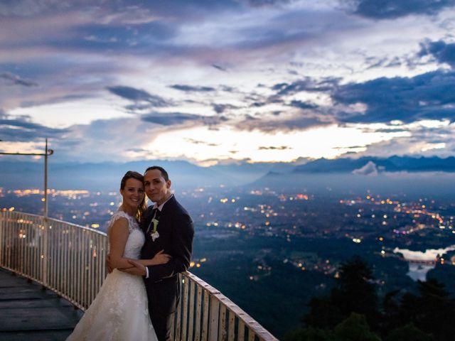 Il matrimonio di Marco e Barbara a Pecetto Torinese, Torino 1