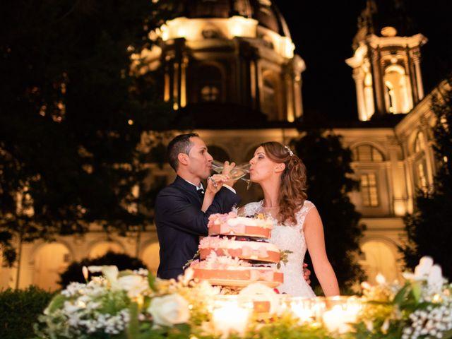 Il matrimonio di Marco e Barbara a Pecetto Torinese, Torino 53