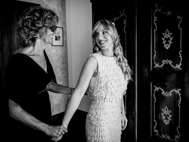 Il matrimonio di Marco e Luisa a Comignago, Novara 7