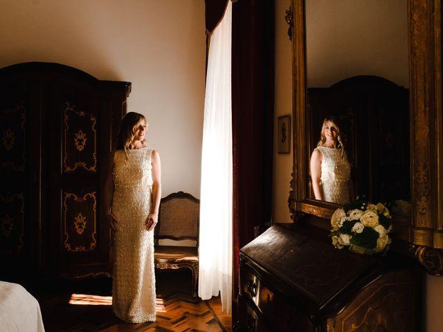 Il matrimonio di Marco e Luisa a Comignago, Novara 9