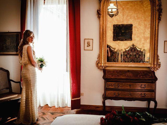 Il matrimonio di Marco e Luisa a Comignago, Novara 13