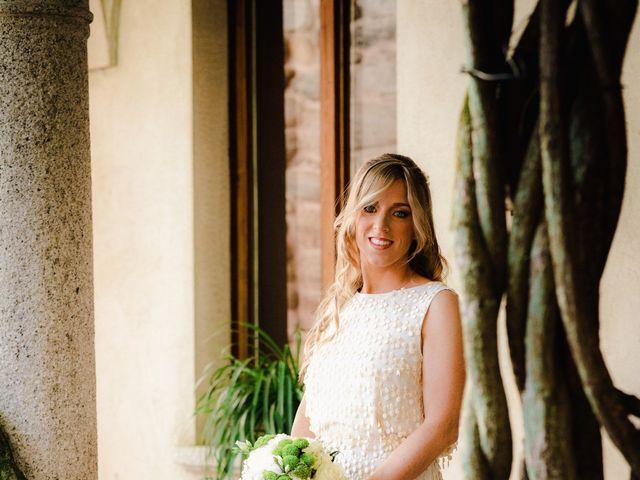 Il matrimonio di Marco e Luisa a Comignago, Novara 15