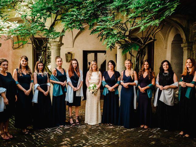 Il matrimonio di Marco e Luisa a Comignago, Novara 17