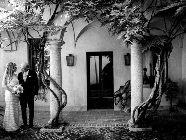 Il matrimonio di Marco e Luisa a Comignago, Novara 18