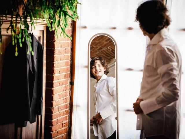 Il matrimonio di Marco e Luisa a Comignago, Novara 19