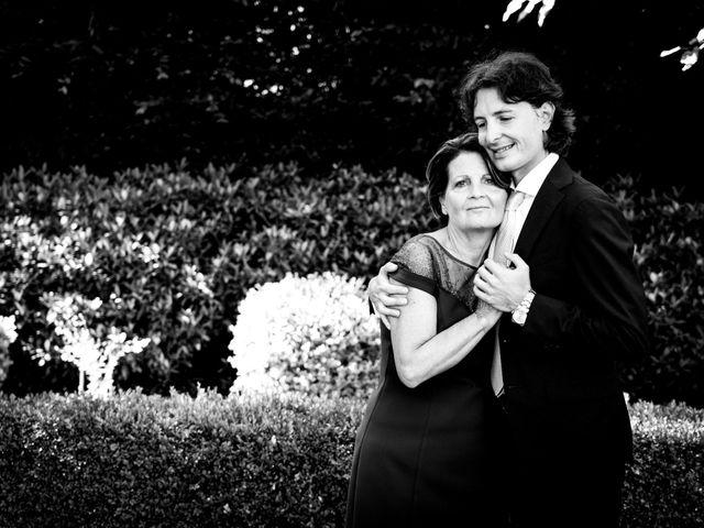 Il matrimonio di Marco e Luisa a Comignago, Novara 23
