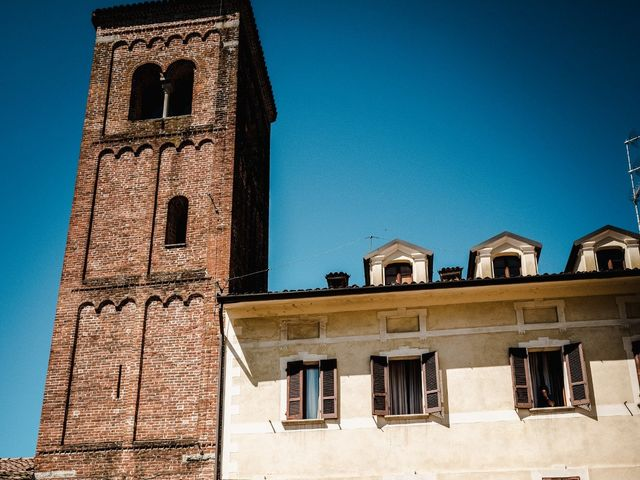 Il matrimonio di Marco e Luisa a Comignago, Novara 26