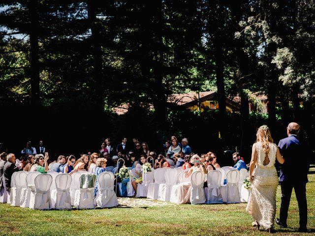 Il matrimonio di Marco e Luisa a Comignago, Novara 28