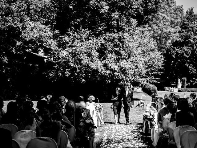 Il matrimonio di Marco e Luisa a Comignago, Novara 29