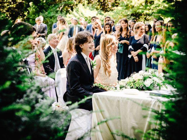 Il matrimonio di Marco e Luisa a Comignago, Novara 32