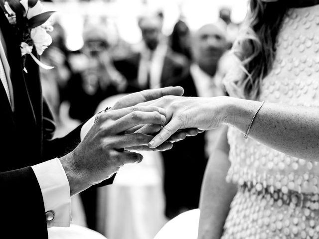 Il matrimonio di Marco e Luisa a Comignago, Novara 33