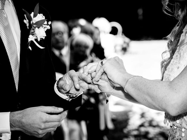Il matrimonio di Marco e Luisa a Comignago, Novara 34