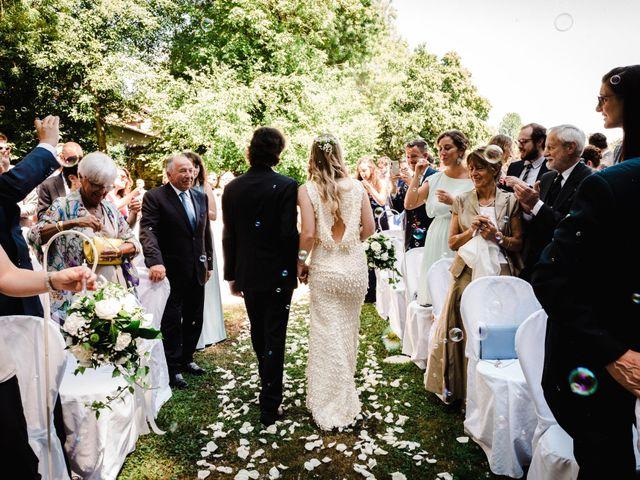 Il matrimonio di Marco e Luisa a Comignago, Novara 38